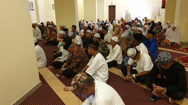 Jamaah Haji Soppeng akan Laksanakan Tawaf Wada