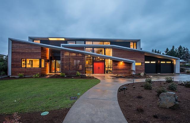 5 Ide Desain Atap Modern