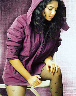 Srinda Arhaan Hot Thighs Photos
