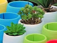 6 Langkah Cara Membuat Pot Bunga Secara Mudah