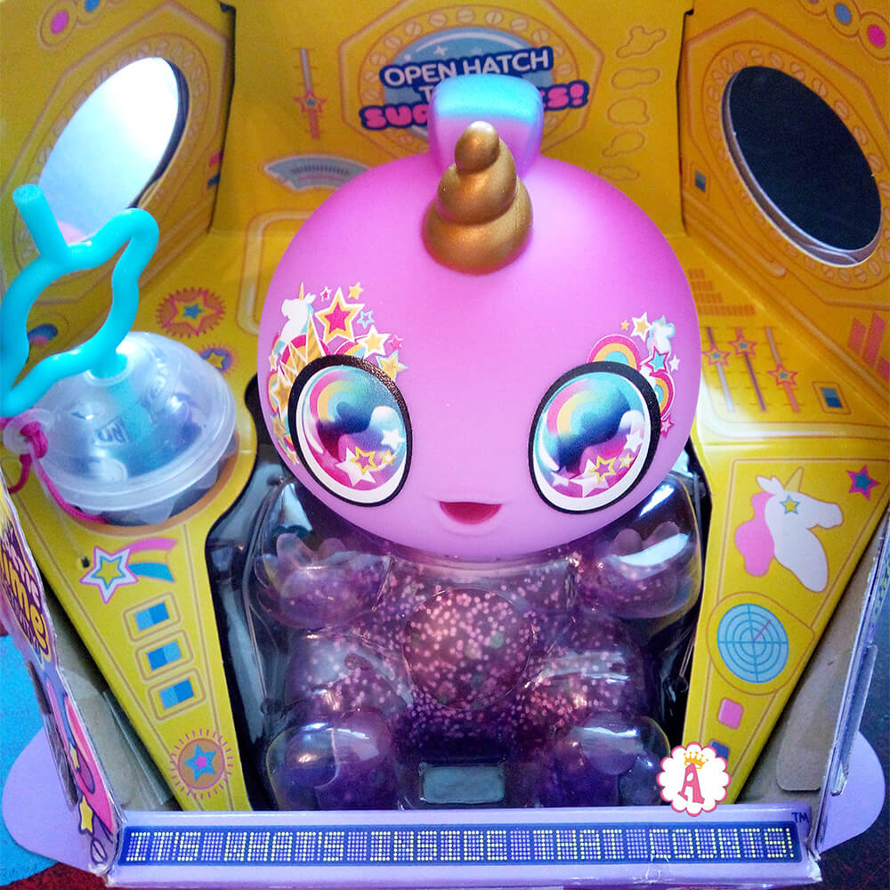 Инопланетный единорог Goo Goo Galaxy Yumi Unicorn