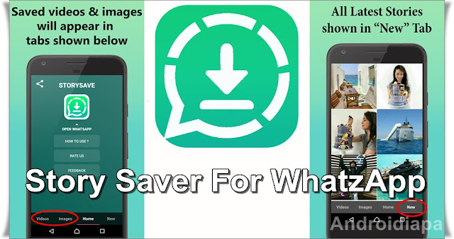 Story-Saver-for-WhatzApp-Logo