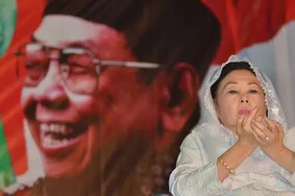 Jokowi Revisi UU KPK, Istri Gus Dur: Denger Itu Aku Mules