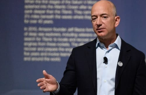 Jeff Bezos is stepping down from the leadership of Amazon
