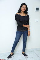 Deepthi Shetty looks super cute in off shoulder top and jeans ~  Exclusive 91.JPG