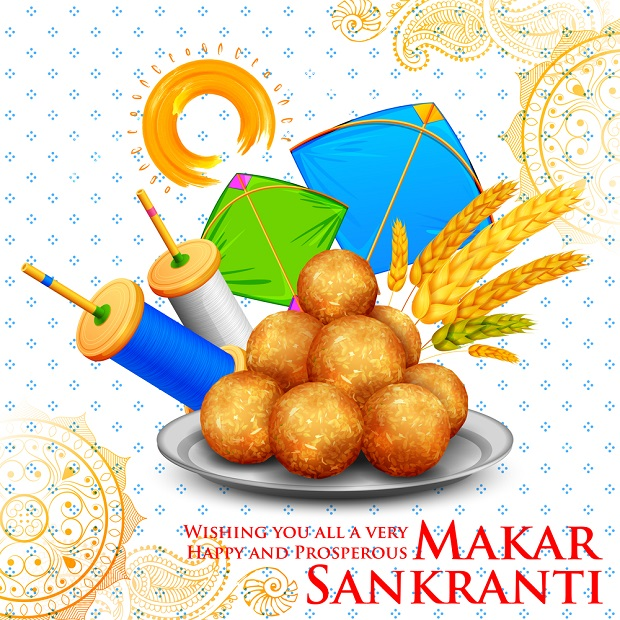 Makar Sankranti Wishes Images, Sankranti Photos, Messages, Quotes.