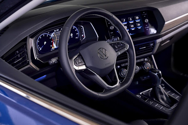Novo VW Jetta 2022 e GLi (facelift): fotos, detalhes e especificações