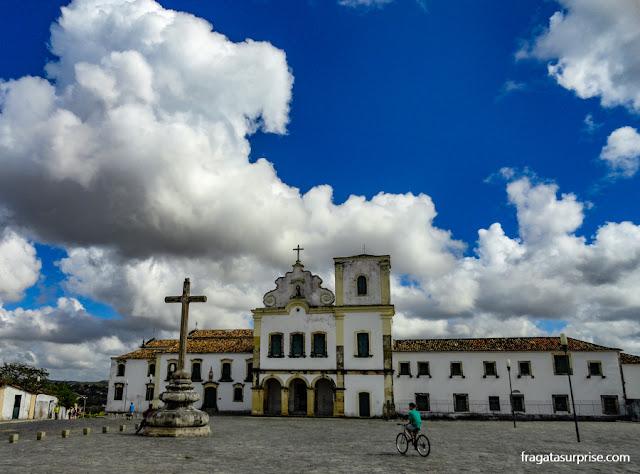 Igreja e Convento de São Francisco, São Cristóvão, Sergipe