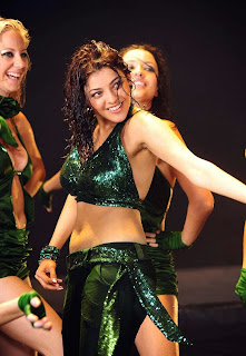 kajal agarwal hot navel waist and armpits sizzling photo