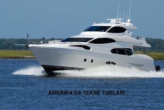 Amerika Tekne ve Yat Turları