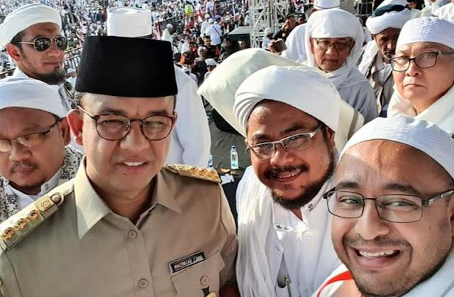 Politikus PDIP Nilai Anies Baswedan Pintar Manfaatkan Momentum Reuni 212 untuk 2024