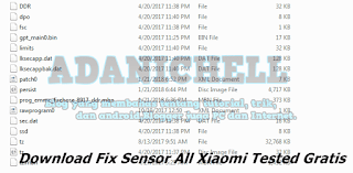 Download Fix Sensor All Xiaomi Tested Gratis