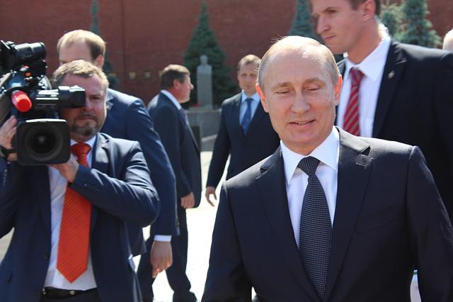 Putin's presidential term, Vladimir Putin Biography