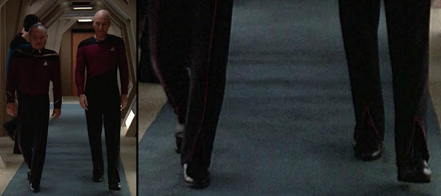 TNG season 2 admiral uniform - comparison