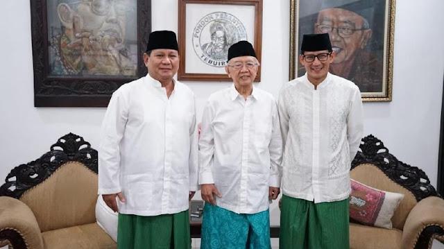 Setelah Gus Irfan, Gus Solah Susul Gabung Prabowo-Sandi?