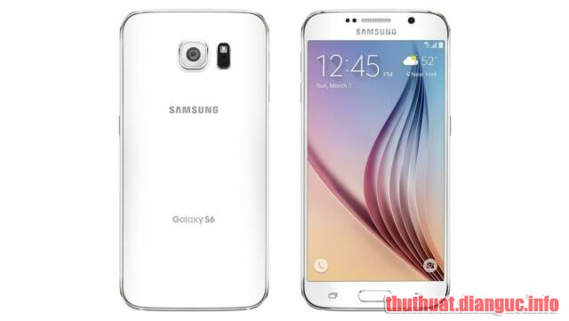 Rom convert Samsung S6 G920T sang G920F (Android 7.0)