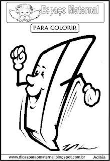 Desenho de borracha para colorir