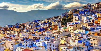 Wisata Halal 8 Hari ke Maroko