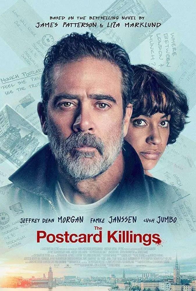 مشاهدة فيلم The Postcard Killings 2020