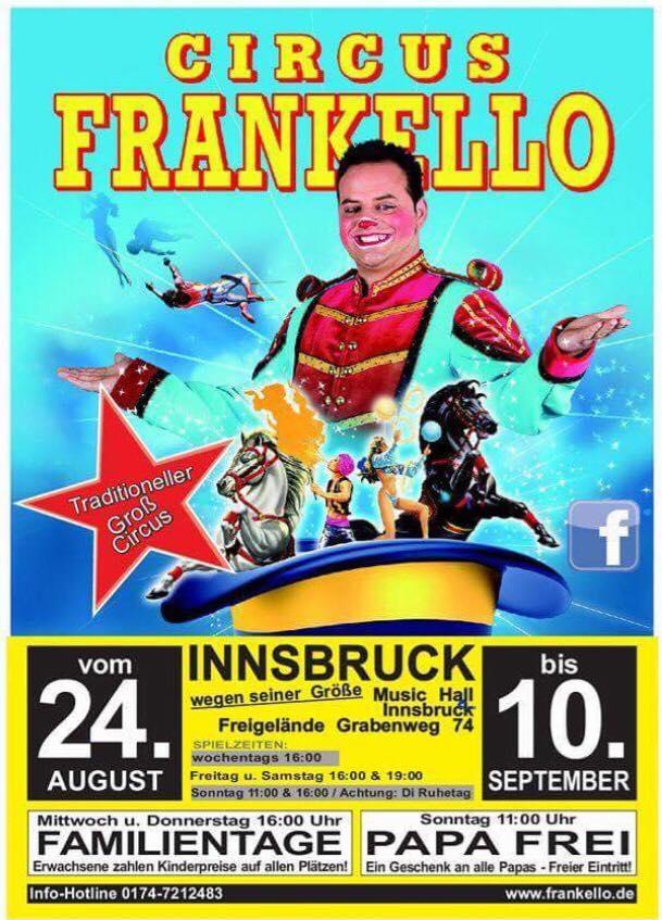 Frankello Zirkus