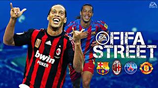 تحميل لعبة Fifa street 2020 للاندويد بحجم 150mb فقط وبدون نت