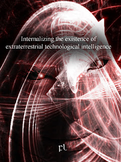 Internalizing the existence of extraterrestrial technological intelligence Cover