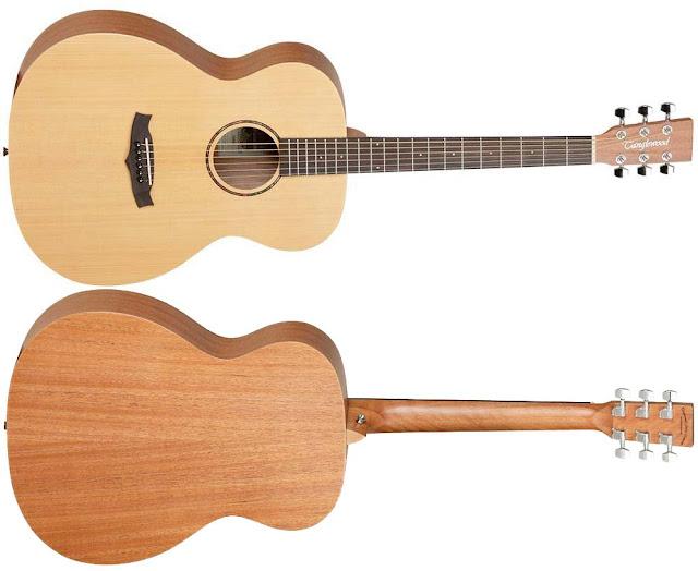 Guitarra acústica Tanglewood TW6 orchestra