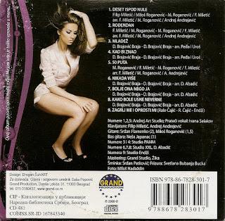Rada Manojlovic - Diskografija (2009-2016)  Cover2