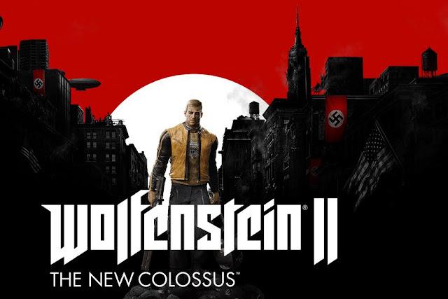 شاهد ساعة كاملة لأسلوب اللعب في إصدار Wolfenstein II: The New Colossus