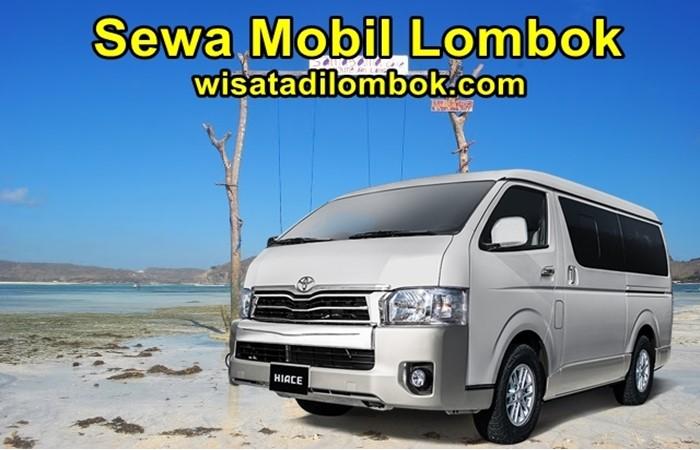 Sewa Mobil Toyota Hiace Di Lombok