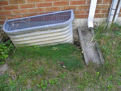 Window Wells Can Cause Basement Flooding
