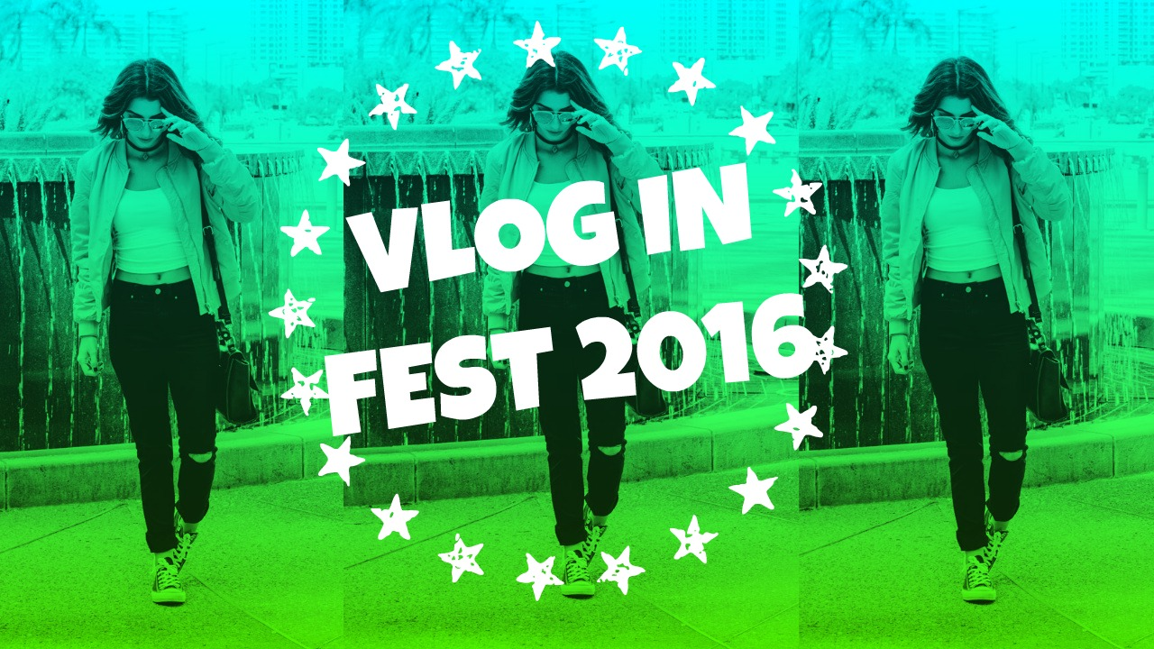 Yanired Annech Vlog In Fest 2016 vlog