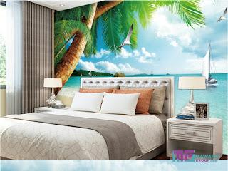 Wallpaper Custom Pemandangan Alam | Photowall  Custom | Wallpaper  Custom di Jogja