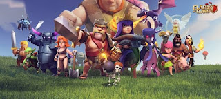 Clash Of Clans Highly Compressed