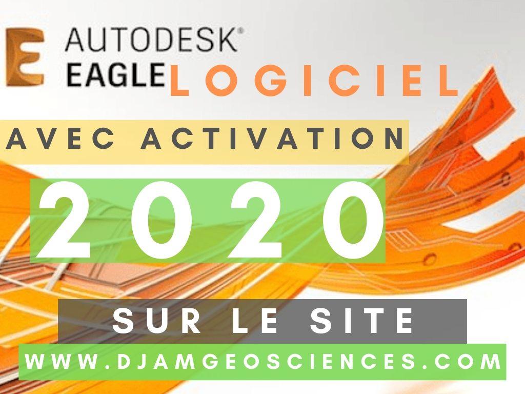 TÉLÉCHARGER AUTODESK EAGLE 9.5.2 2020 COMPLET AVEC ACTIVATION