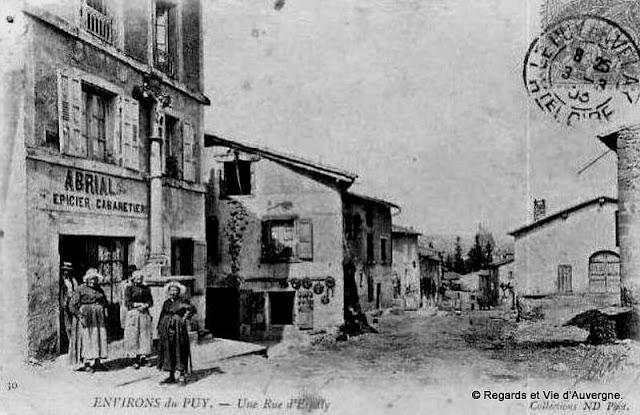 Cabaretiers d'Auvergne CPA