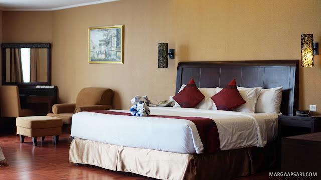 staycation di Hotel Best Western Mangga Dua, Jakarta