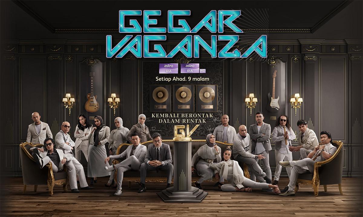 Gegar Vaganza 6(2019) Minggu 6