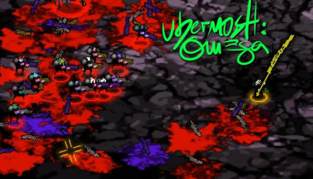 UBERMOSHOMEGA Free Download PC Game Cracked in Direct Link and Torrent. UBERMOSH:OMEGA is a top-down retro-arcade hardboiled pit combat game. Choose a Saint and bring enlightenment… with weapons.