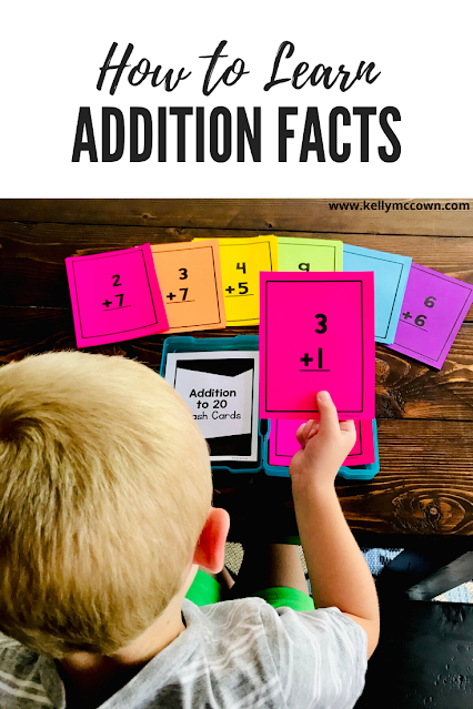 How to Learn Addition Facts