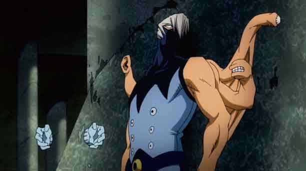 Mutant - Penjelasan Wajah asli Toru Hagakure dan Quirk Eraser Head