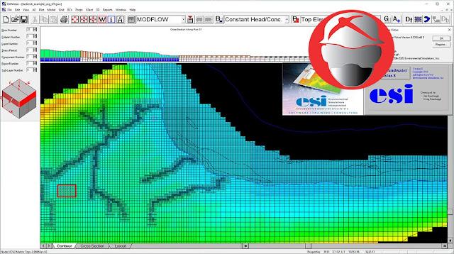 ESI Groundwater Vistas Premium v8.0 x64
