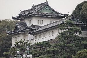 istana kerajaan jepang