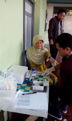 kesehatan, gratis, undangan, kota malang, darah, kantor, penelitian, laboratorium, kecamatan, lansia, kelurahan, sampel, check up