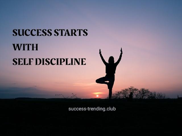 Importance of Self Discipline