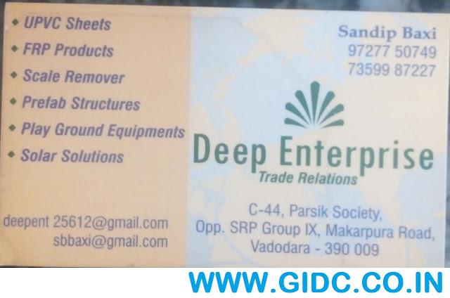 DEEP ENTERPRISE - 9727750749