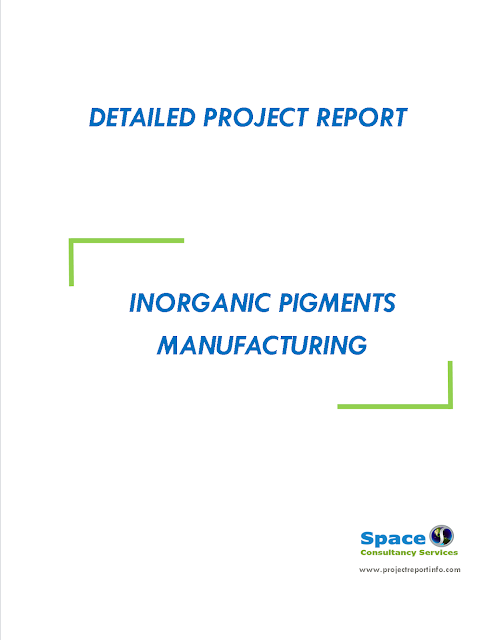 Project Report on Inorganic Pigments Manufacturing