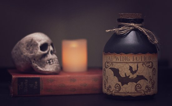 Creative ideas and DIY to decorate the house on Halloween