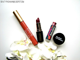 Lip Monthly December 2016 products