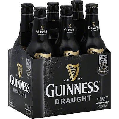 Bir Halal Stout dari Guinness
